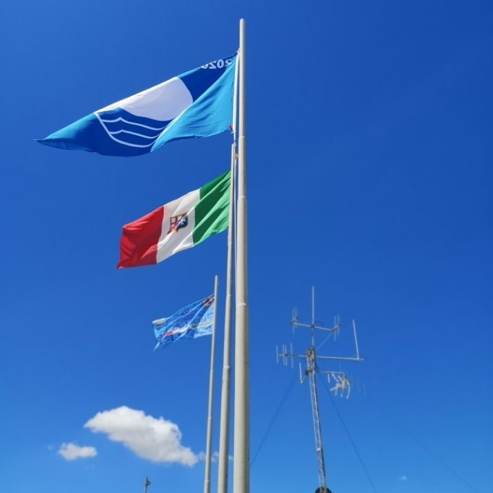 Bellaria Igea Marina è Bandiera Blu 2020