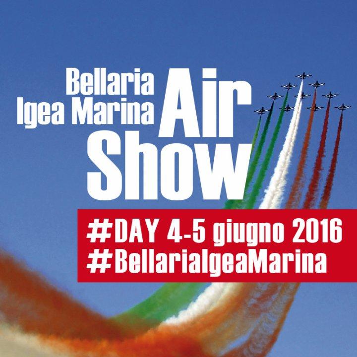 BELLARIA IGEA MARINA AIR SHOW