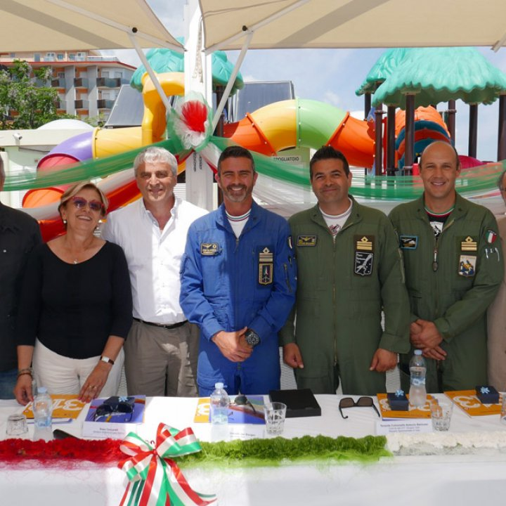 Bellaria Igea Marina Air Show: nel weekend la magia delle Frecce Tricolori