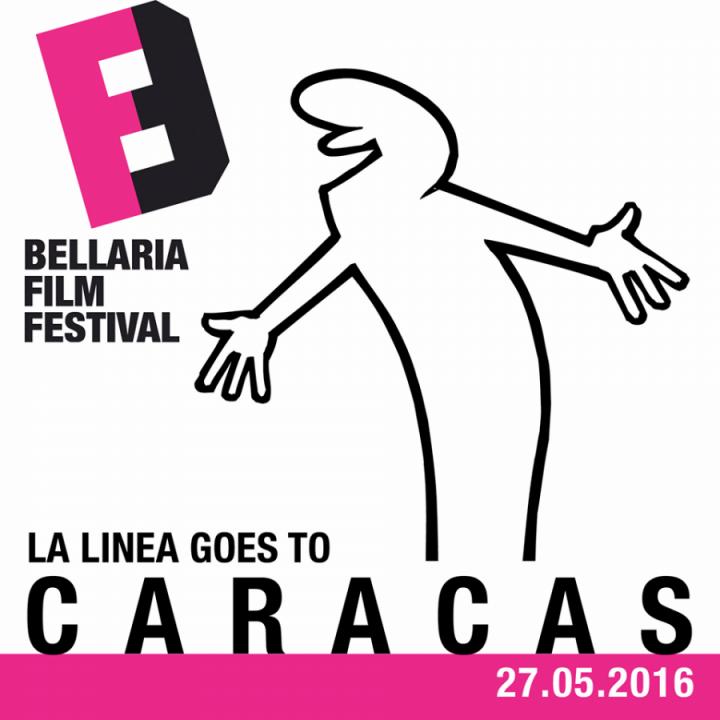 LA LINEA GOES TO CARACAS #BFF34
