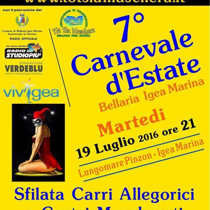 7° CARNEVALE D'ESTATE
