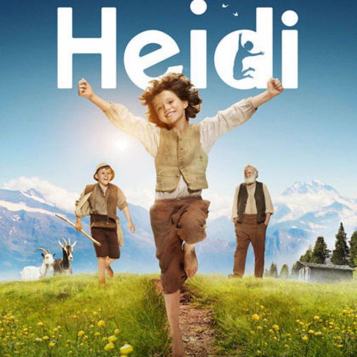 ESTATE AL CINEMA - HEIDI