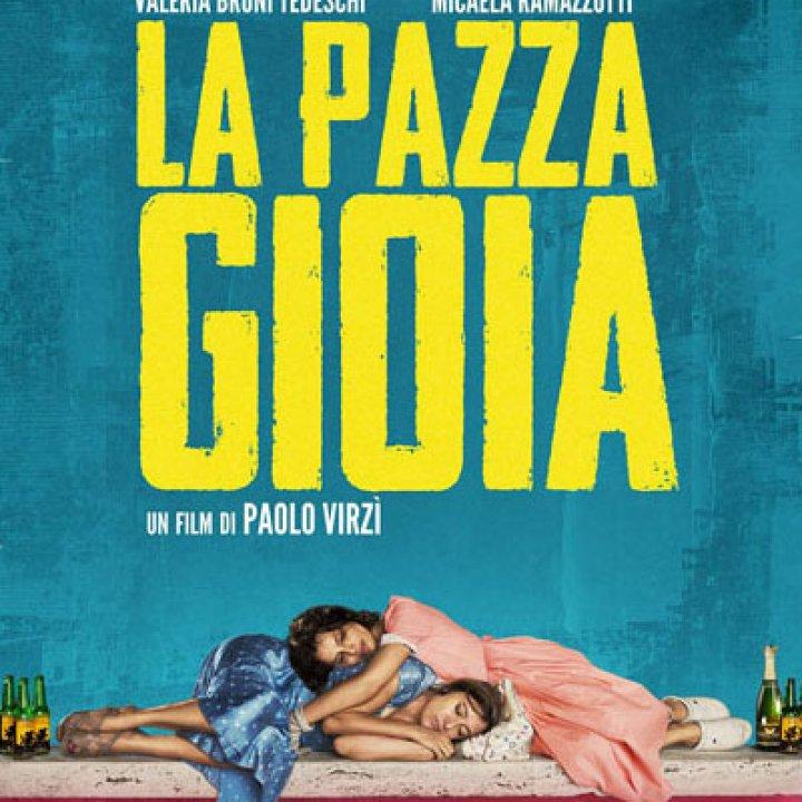 ESTATE AL CINEMA - LA PAZZA GIOIA