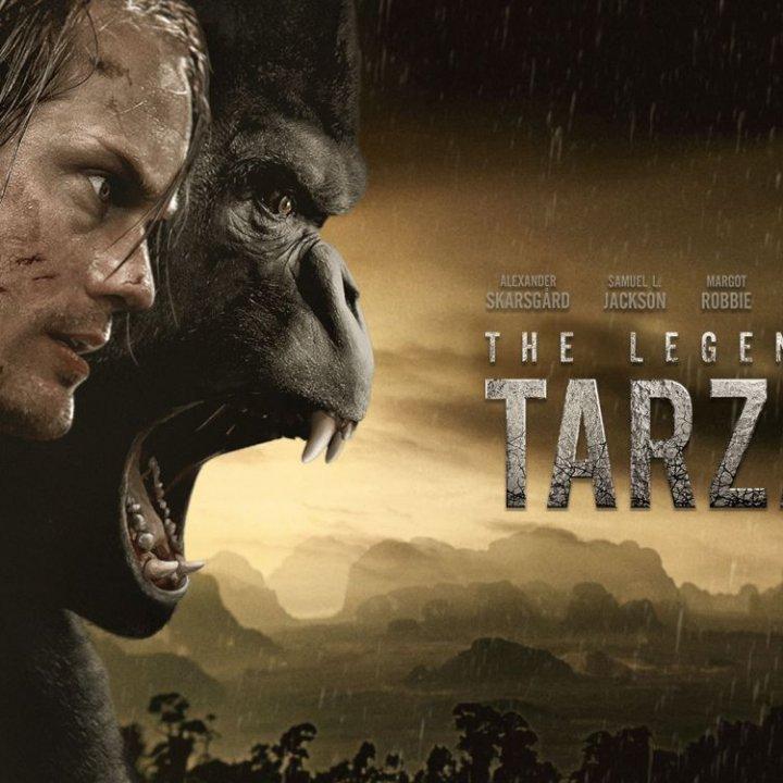 ESTATE AL CINEMA - THE LEGEND OF TARZAN
