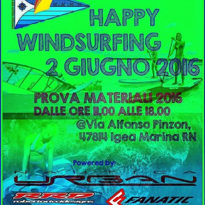 HAPPY WINDSURFING