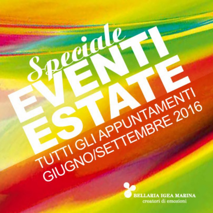 EVENTI ESTATE 2016