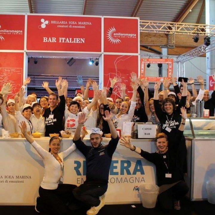 31. SITV Colmar: Bellaria Igea Marina protagonista in Francia