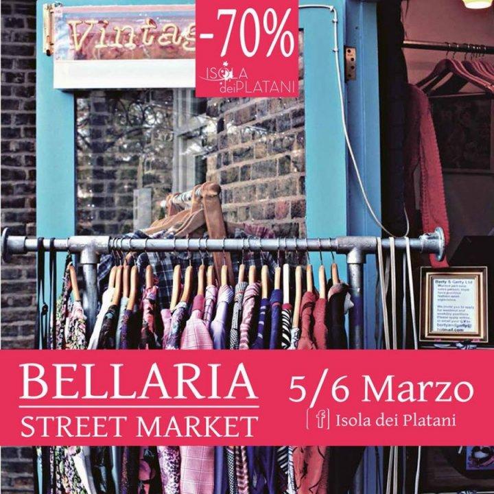 BELLARIA STREET MARKET