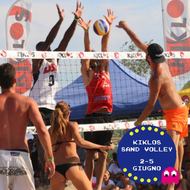 17° KIKLOS SAND VOLLEY