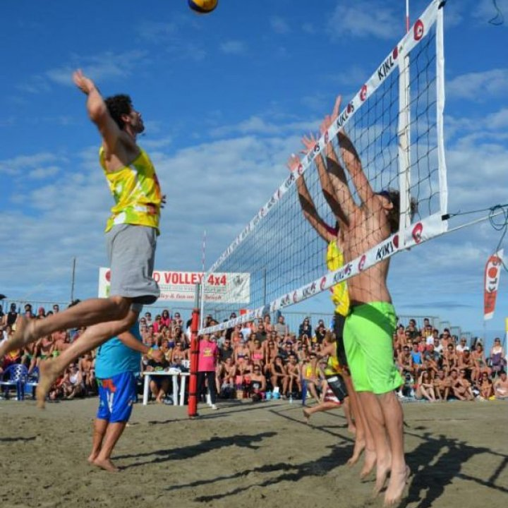 Kiklos Sand Volley: lo storico Torneo al via con tante novità