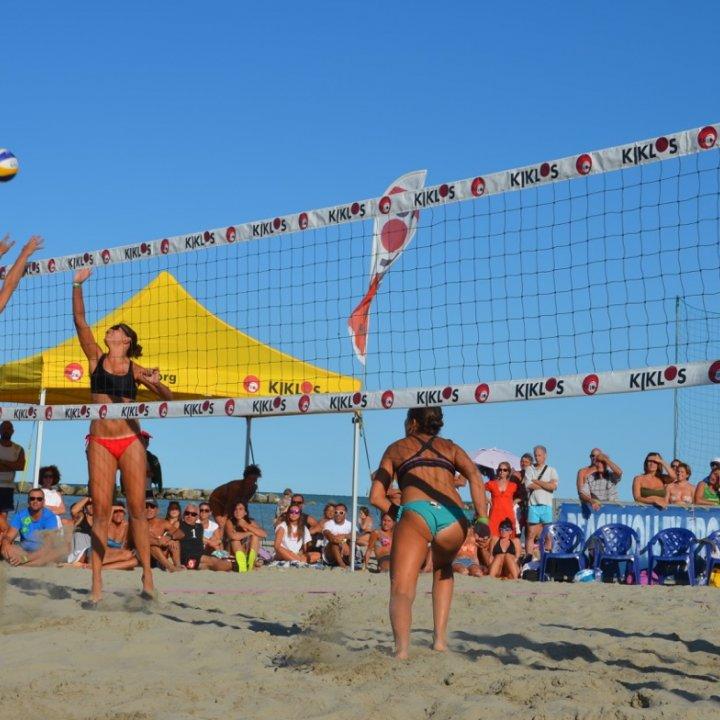 Kiklos Sand Volley, ultimo atto della stagione