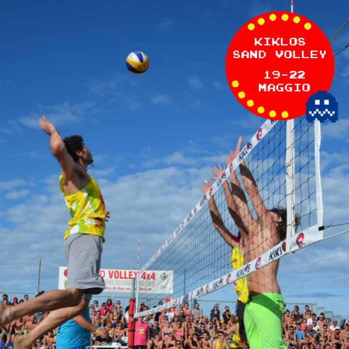 23° KIKLOS SAND VOLLEY