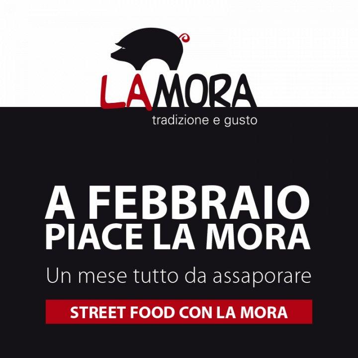 STREET FOOD CON LA MORA