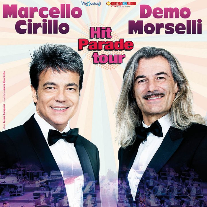 HIT PARADE - DEMO MORSELLI E MARCELLO CIRILLO