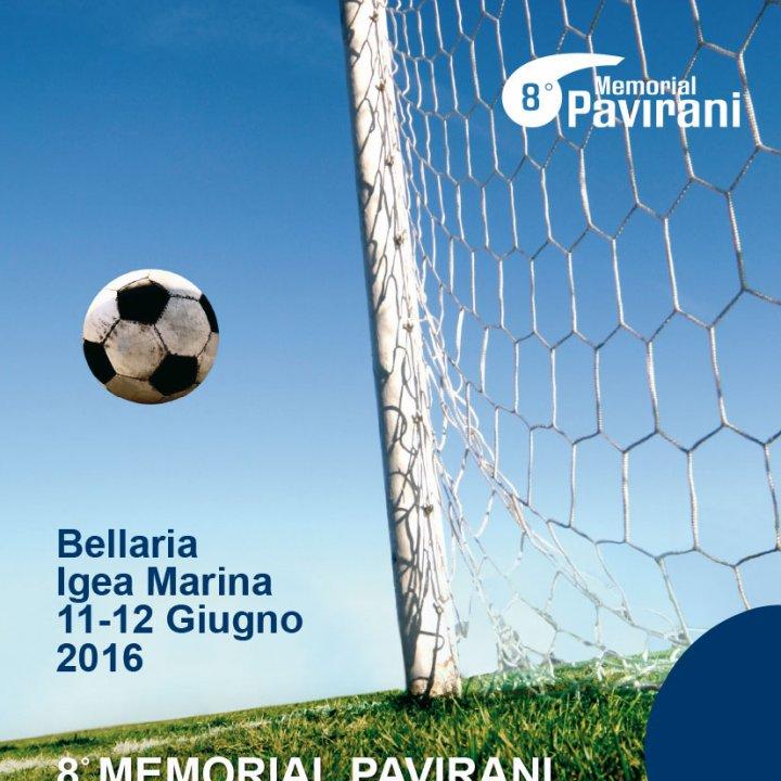 8° MEMORIAL PAVIRANI