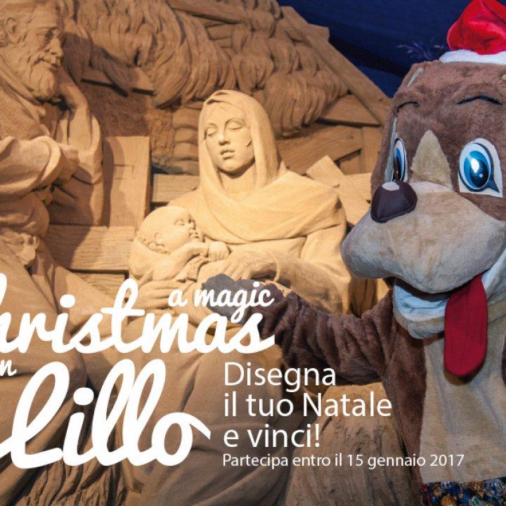 A MAGIC CHRISTMAS CON LILLO