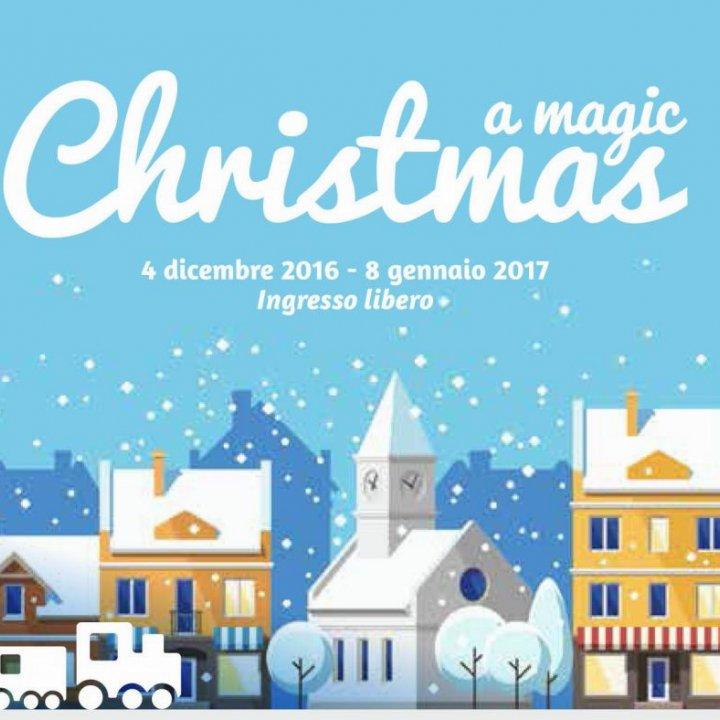 A MAGIC CHRISTMAS VILLAGE