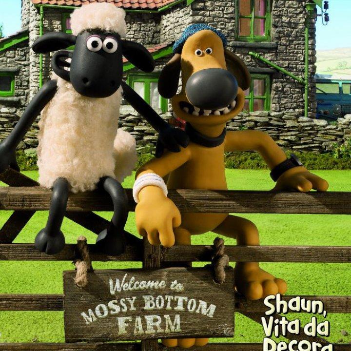 VIENI A CONOSCERE SHAUN THE SHEEP