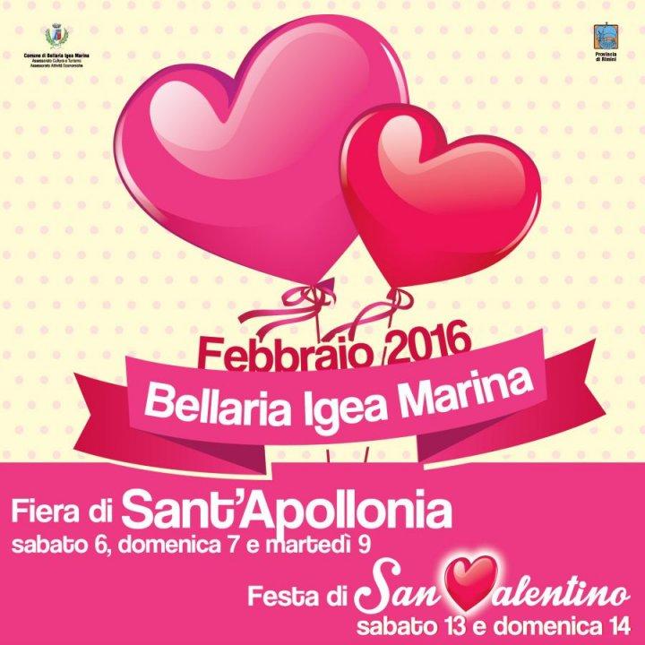 San Valentino: a Bellaria Igea Marina ancora due giorni di festa