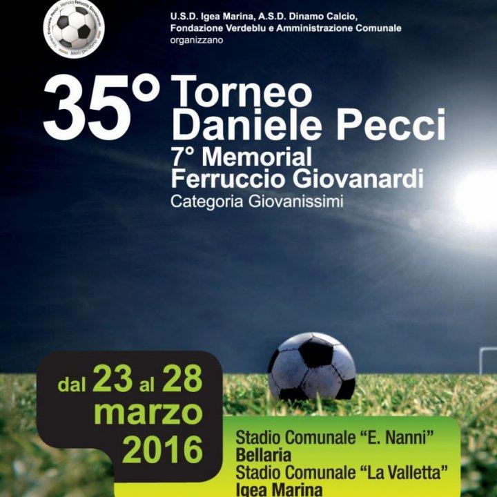 35° TORNEO DANIELE PECCI