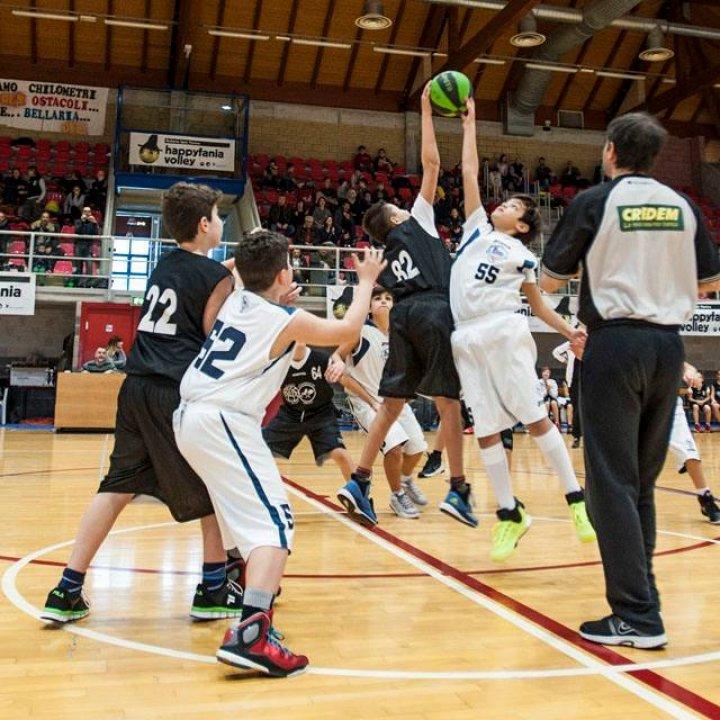 Dal 27 al 29 dicembre il 15° Torneo Nazionale Minibasket