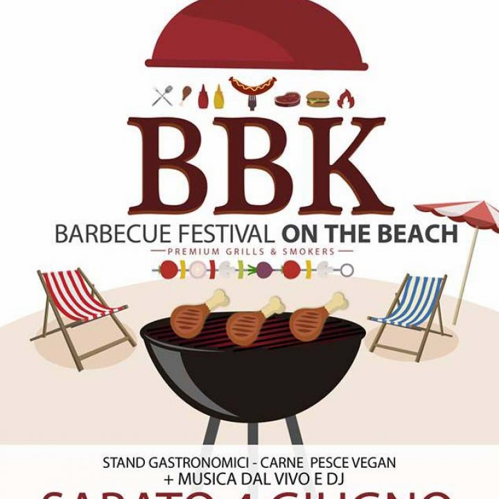 BARBECUE FESTIVAL ON THE BEACH