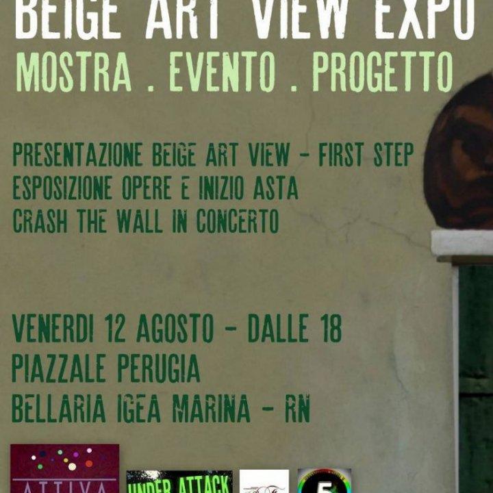 BEIGE ART VIEW EXPO