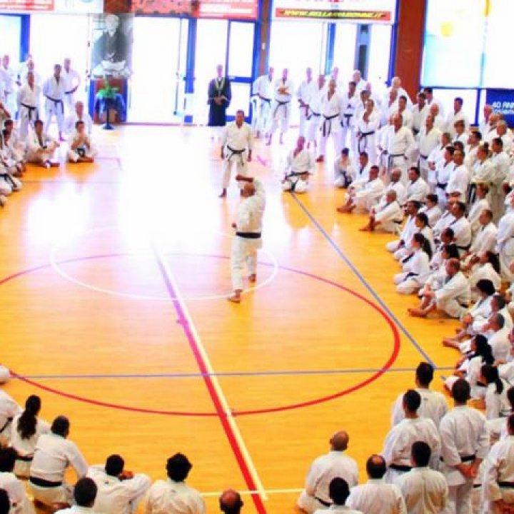 Stage Nazionale di karate: oltre 500 partecipanti