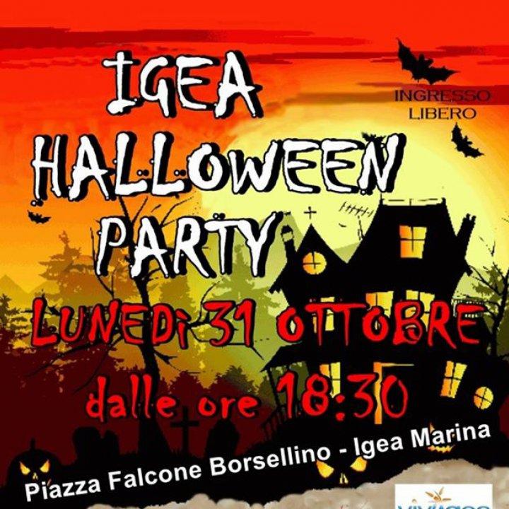 IGEA HALLOWEEN PARTY
