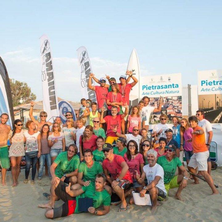 Settembre da incorniciare per lo sport di Bellaria Igea Marina: trionfi nel sup, vela e tiro a volo