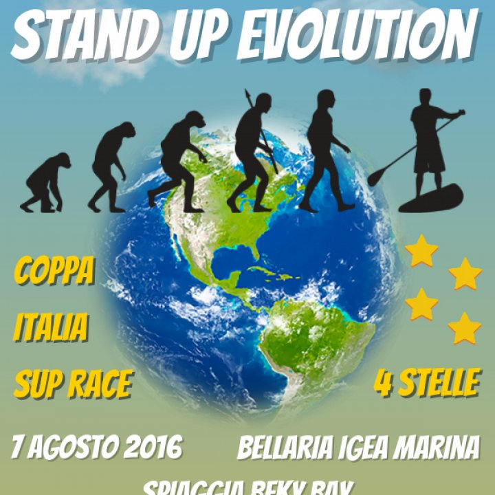 STAND UP EVOLUTION