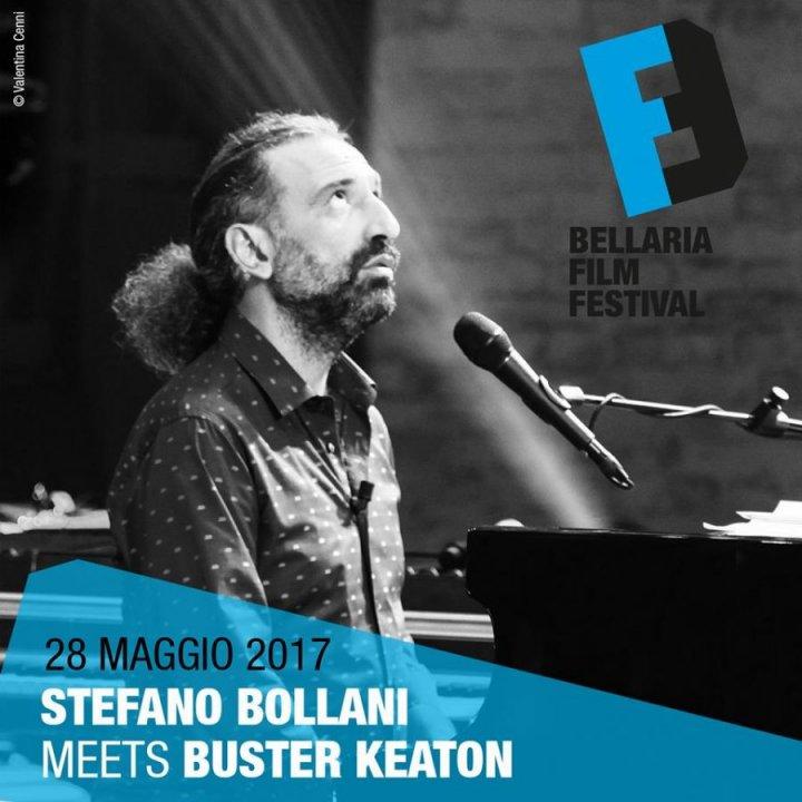 #BFF35 | STEFANO BOLLANI MEETS BUSTER KEATON