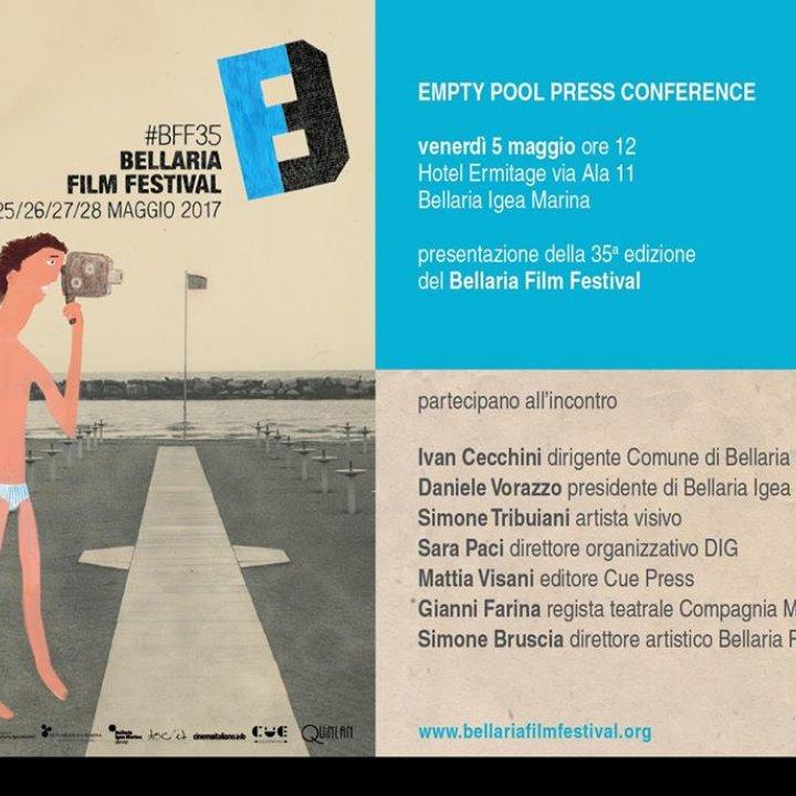 CONFERENZA STAMPA BELLARIA FILM FESTIVAL #BFF35