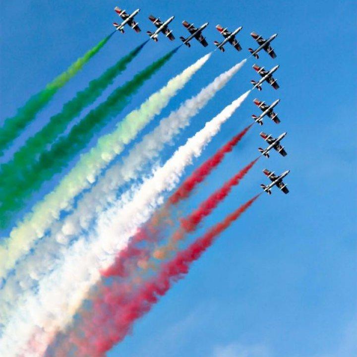 Frecce Tricolori: sabato 3 e domenica 4 giugno tutta Bellaria Igea Marina con gli occhi al cielo