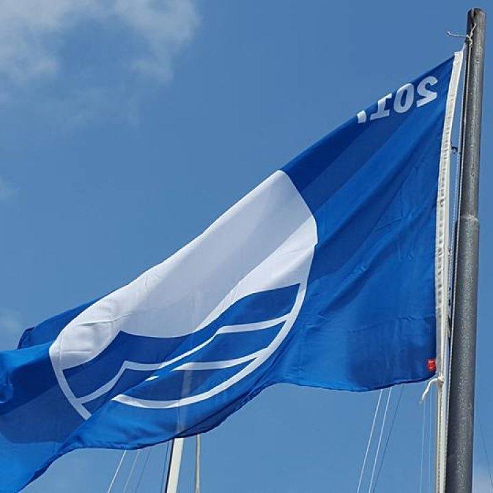 Bandiera Blu: da oggi sventola sul Portocanale