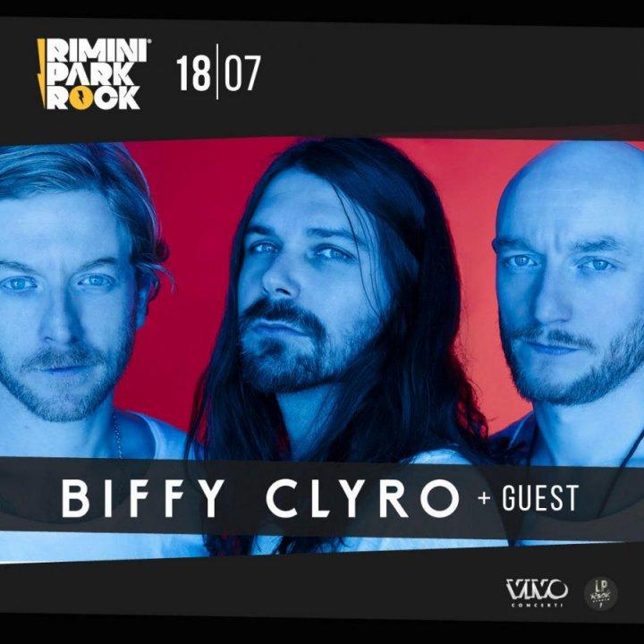 RIMINI PARK ROCK | BIFFY CLYRO