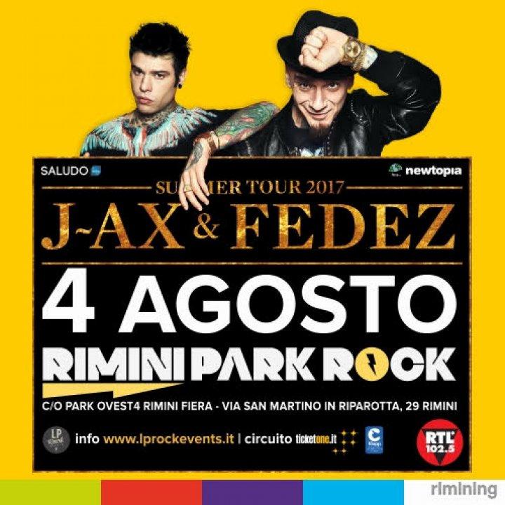 RIMINI PARK ROCK | J-AX & FEDEZ
