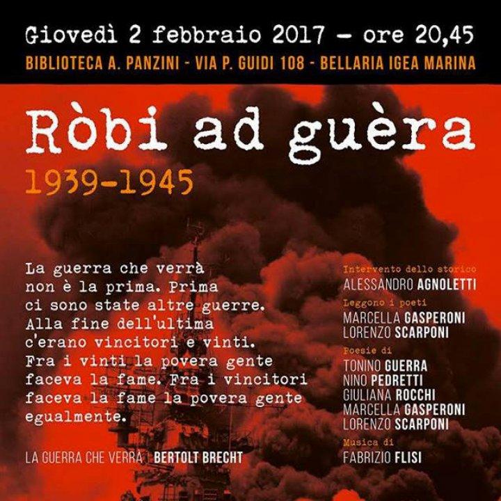 ROBI AD GUERA 1939-1945