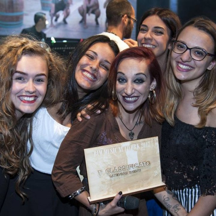 Bim Music Network: Mogol sceglie la pesarese Clarissa Vichi