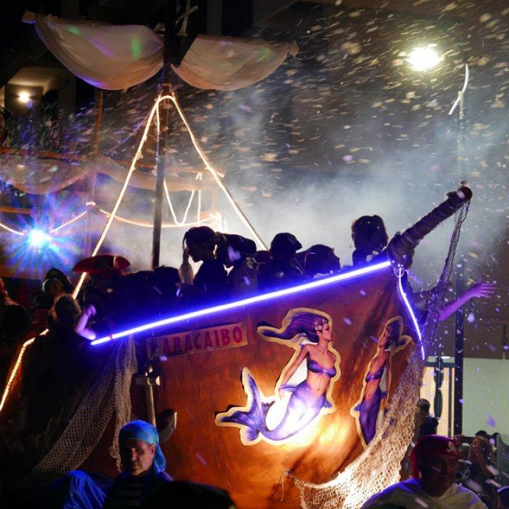 Carnevale d'estate: sul lungomare Pinzon l'ottava edizione