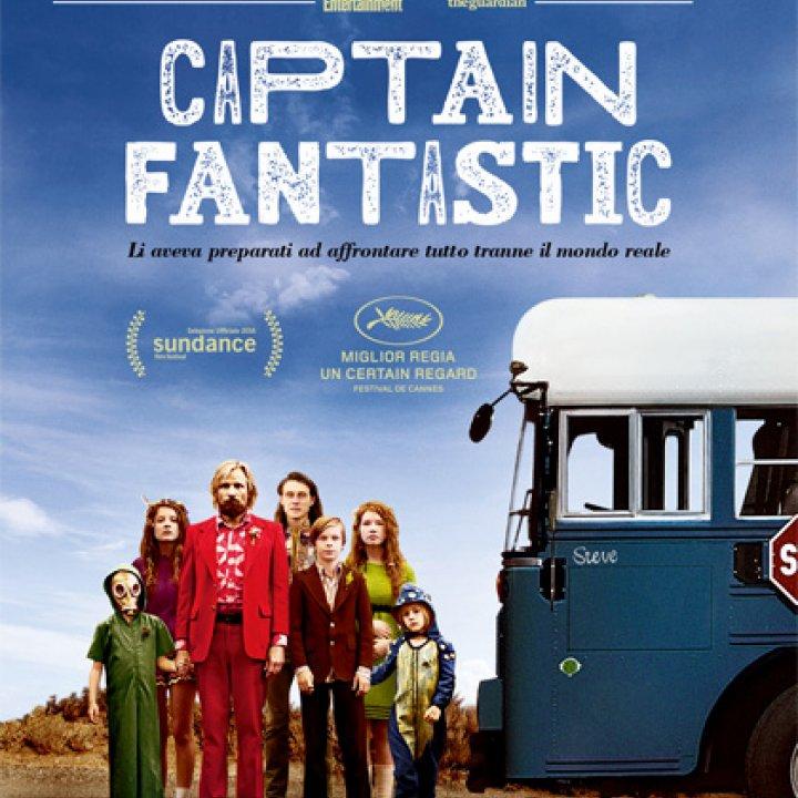 ESTATE AL CINEMA | CAPTAIN FANTASTIC
