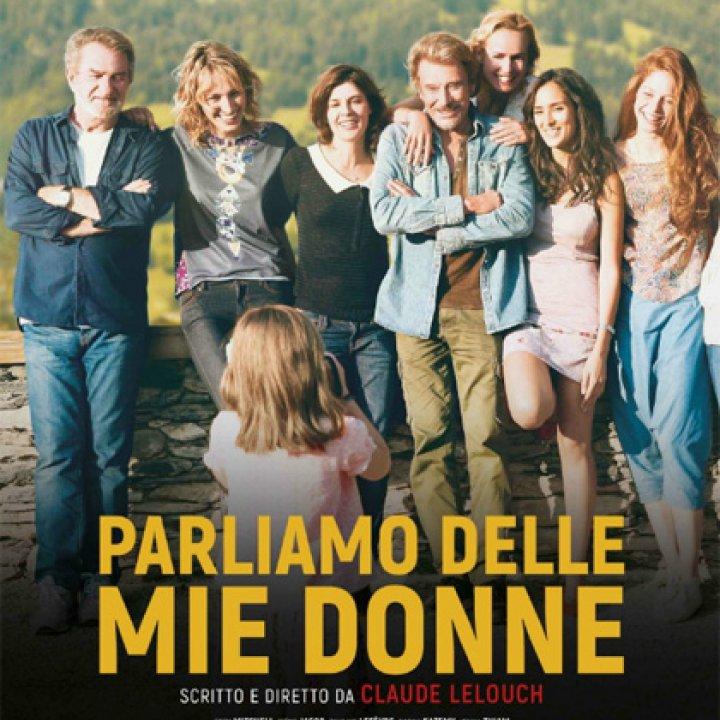 ESTATE AL CINEMA | PARLIAMO DELLE MIE DONNE