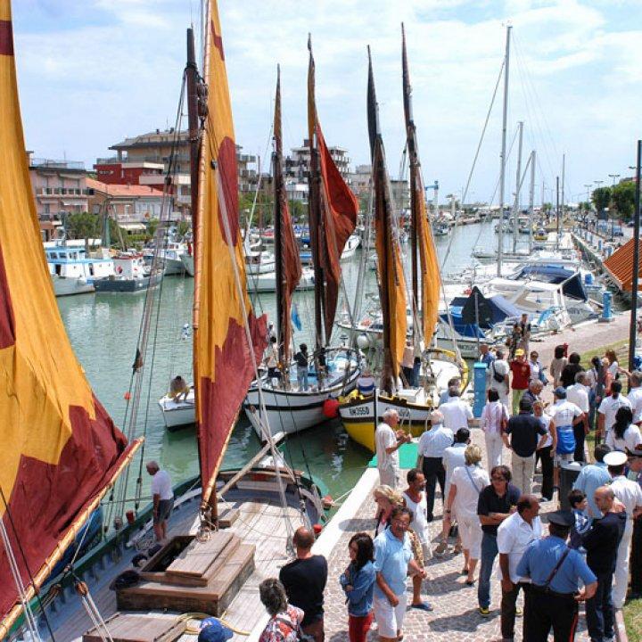 Marinara: domani al largo di Bellaria Igea Marina 30 splendide imbarcazioni storiche