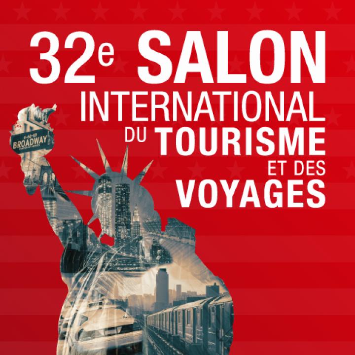 32^ SALON INTERNATIONAL DU TOURISME ET DES VOYAGES
