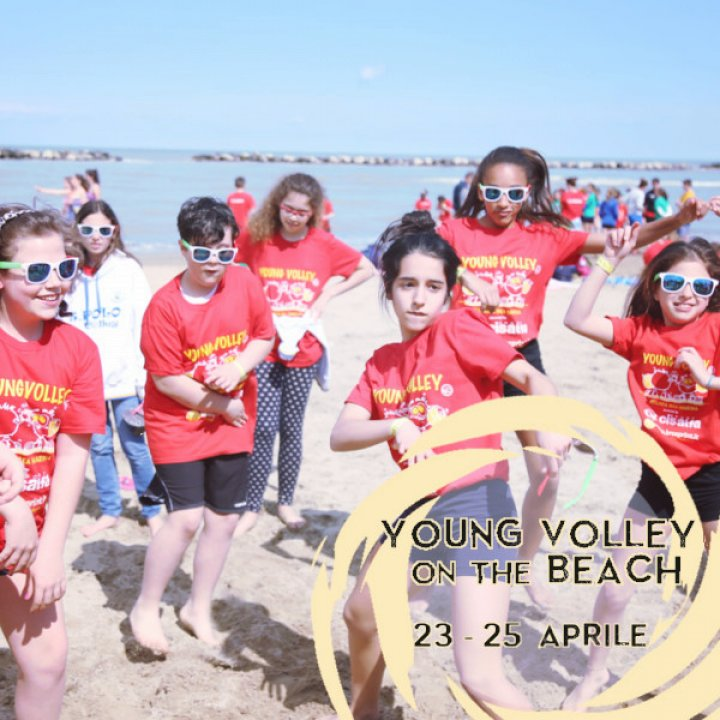 17° YOUNG VOLLEY ON THE BEACH
