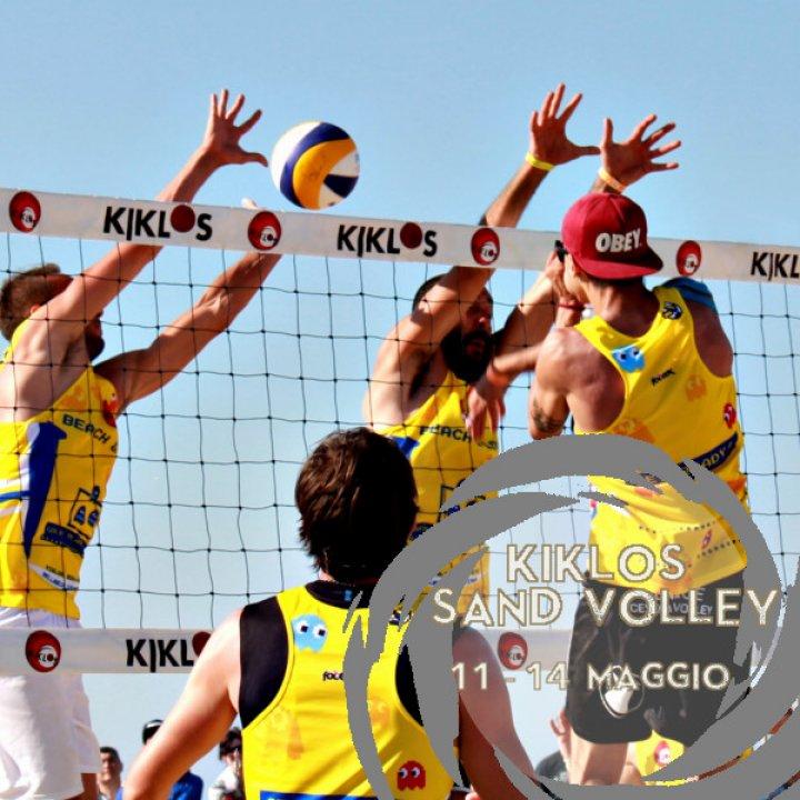 Kiklos Sand Volley: grandi numeri e grandi nomi