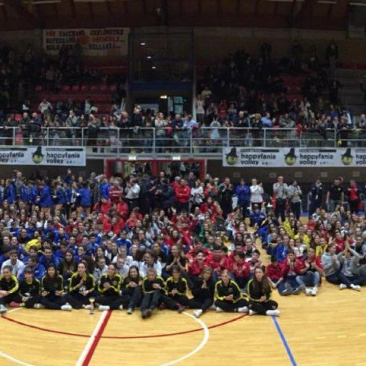 Oltre mille partecipanti in arrivo per il Torneo di Pallavolo giovanile della Befana