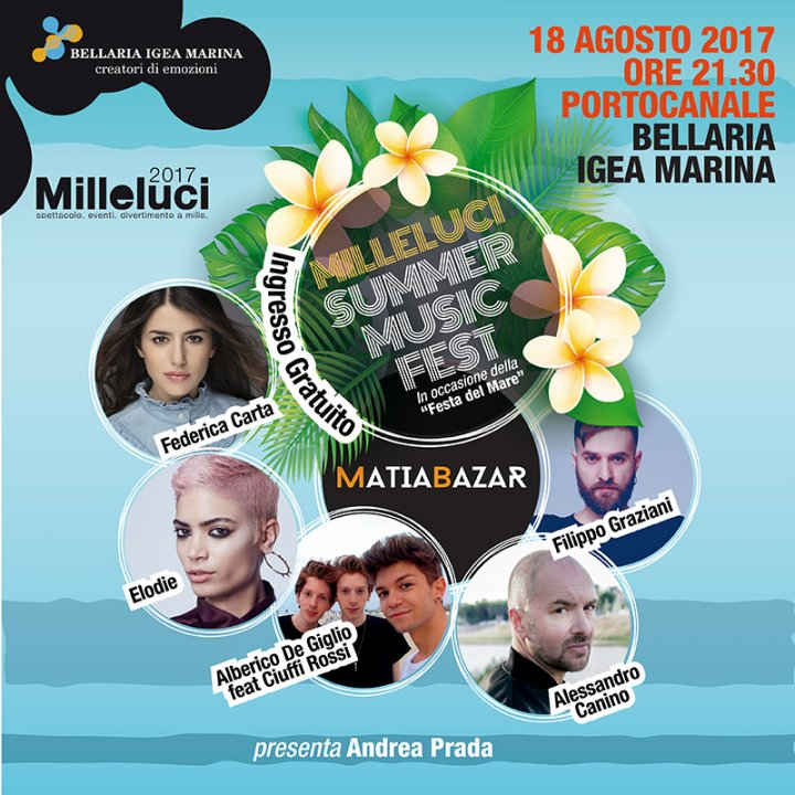 MILLELUCI SUMMER MUSIC FEST