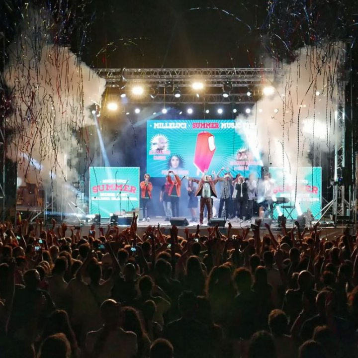 Gran finale per la settimana di Ferragosto: successo di pubblico per la Festa del Mare e Summer Music Fest