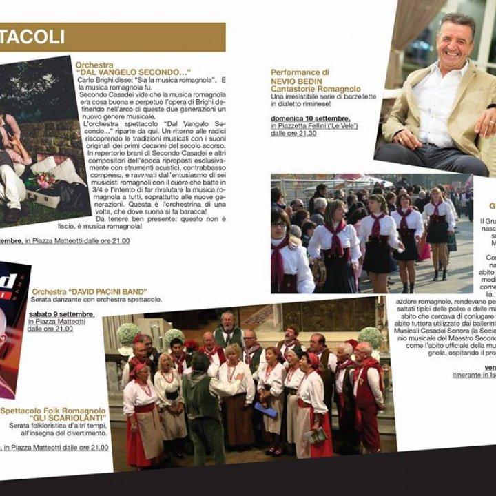GRUPPO FOLK ITALIANO ALLA CASADEI